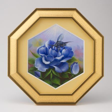 幸せを呼ぶ青い蜂  ブルービー