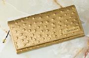 黒門風水式 幸せの風水財布 オースト型押し