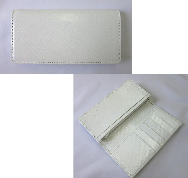 白蛇金運財布 人気の長財布